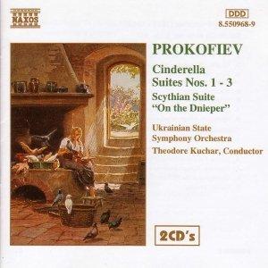 Image for 'PROKOFIEV: Cinderella Suites / Scythian Suite'