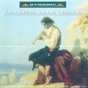 Image for 'Veracini: Flute Sonatas Nos. 1, 3-5, 11-12'