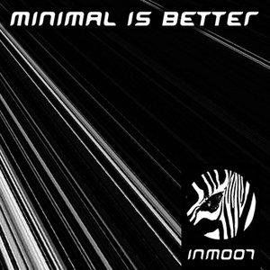 Bild för 'minimal is better'