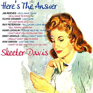 Image for 'Here's The Answer'