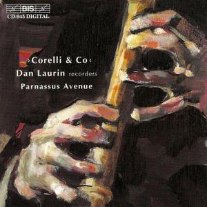 Image pour 'Corelli / Veracini / Sammartini: Baroque Music for Recorder'