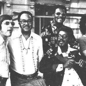 """Clark Terry Quintet""的封面"