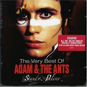 Image for 'Stand And Deliver: The Very Best Of Adam and The Ants'