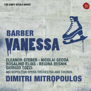 Image for 'Barber: Vanessa'