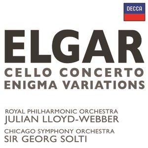 Image for 'Elgar: Cello Concerto / Enigma Variations'