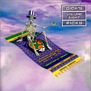 Image for 'Dick's Picks, Volume 8 (disc 1)'