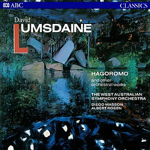 Image for 'David Lumsdaine: Orchestral Works'