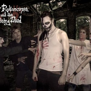 Image pour 'Jamey Rottencorpse and The Rising Dead'