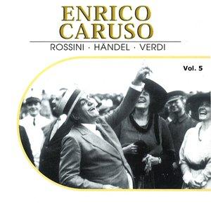 Image for 'Enrico Caruso, Vol. 5 (1917-1920)'