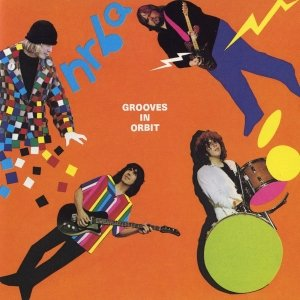 """Grooves in Orbit""的封面"