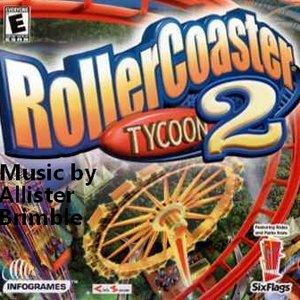 Imagen de 'RollerCoaster Tycoon 2'