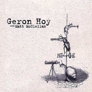 Image for 'Geron Hoy with Matt McClellan'