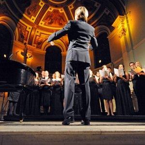 Image for 'Eric Whitacre & Eric Whitacre Singers'