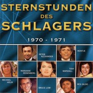 Image for 'Sternstunden des Schlagers - 1970-71'