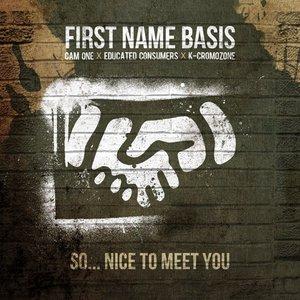 Image for 'First Name Basis'