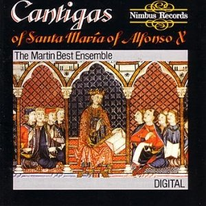 Image for 'The Cantigas Of Santa Maria Of Alfonso X'