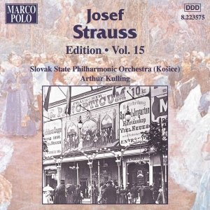 Image for 'STRAUSS, Josef: Edition - Vol. 15'