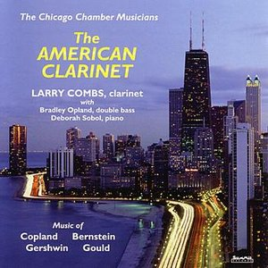 Image for 'The American Clarinet'