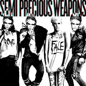 Image for 'Semi Precious Weapons EP'