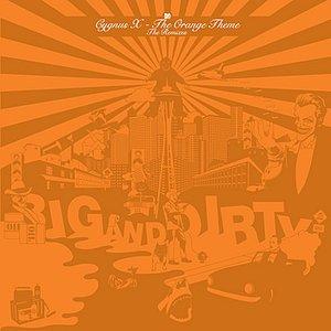 Image for 'The Orange Theme (The Remixes)'
