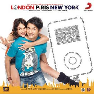 Image for 'London, Paris, New York'