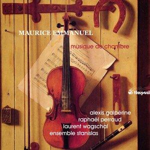 Image for 'Emmanuel: Musique de chambre'