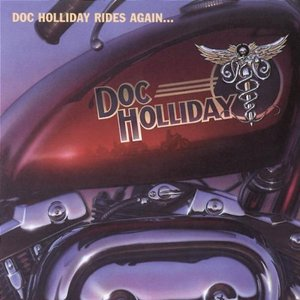 Image for 'Doc Holliday Rides Again...'
