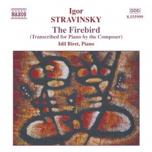 Bild für 'STRAVINSKY: The Firebird (Piano Transcription)'