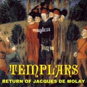 Image for 'The return of Jacques de Molay'