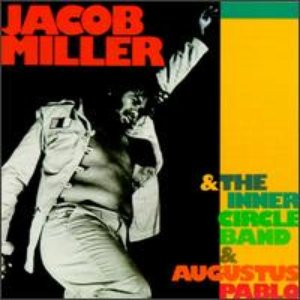 Image for 'Jacob Miller & the Inner Circle Band & Augustus Pablo'