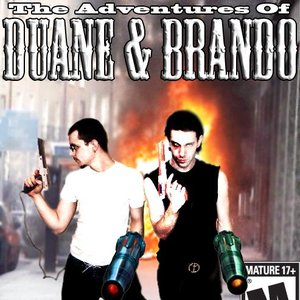 Image pour 'The Adventures of Duane and BrandO'