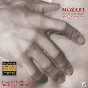 Image for 'Adagio & Fugue en do mineur, Kv546 : Fugue'