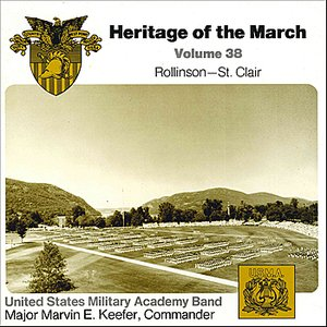 Image pour 'Heritage of the March Vol. 38 - The Music of Rollinson and St. Clair'