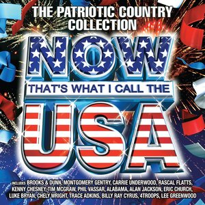 Immagine per 'Now That's What I Call The U.S.A. (The Patriotic Country Collection)'