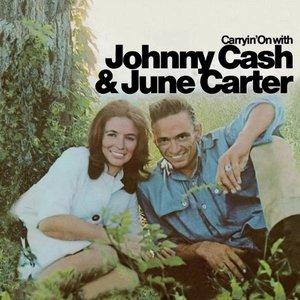 Bild für 'Carryin' On With Johnny Cash & June Carter'