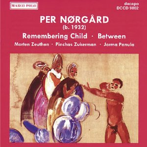 Image for 'NORGARD: Viola Concerto, 'Remembering Child' / Between'