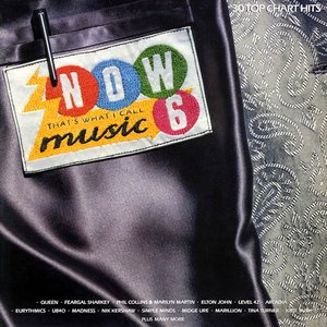 Immagine per 'Now That's What I Call Music 6'