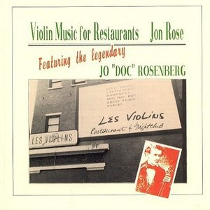 Image for 'Violin Music For Restaurants'
