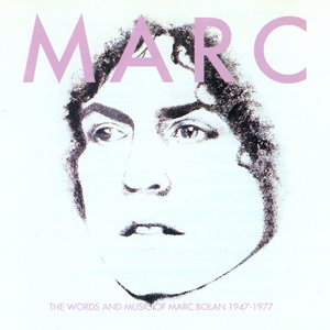 Image for 'The words and music of marc bolan 1947-1977'