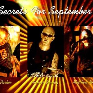 Image for 'Secrets For September'