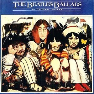 Image for 'The Beatles Ballads'