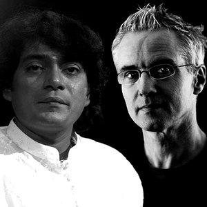 Image for 'U. Srinivas & Michael Brook'