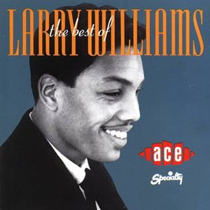 Image for 'The Best of Larry Williams'