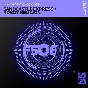 Image for 'Sandcastle Express / Robot Religion EP'