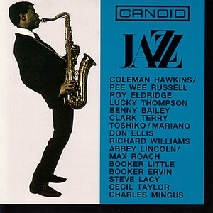 Image for 'Candid Jazz'