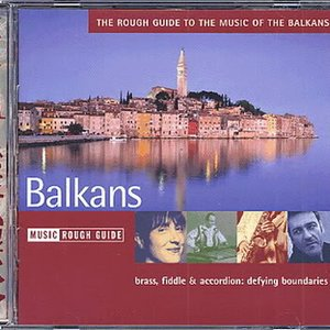 Bild för 'Rough guide to the music of the Balkans'