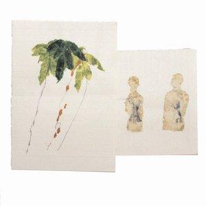 Bild für 'Des larmes mélangées de poussière'