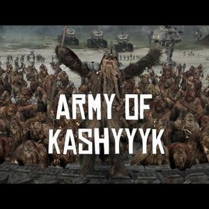 Image for 'Army of Kashyyyk'