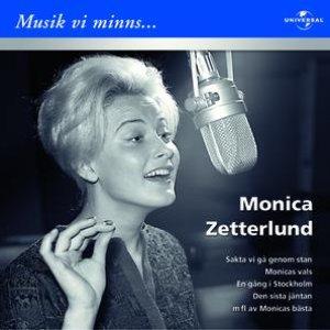 Image for 'Monica Zetterlund/Musik vi minns'
