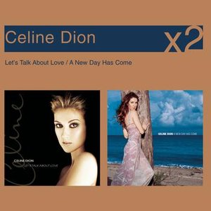 Image for 'A New Day Has Come / Let's Talk About Love (Coffret 2 CD)'